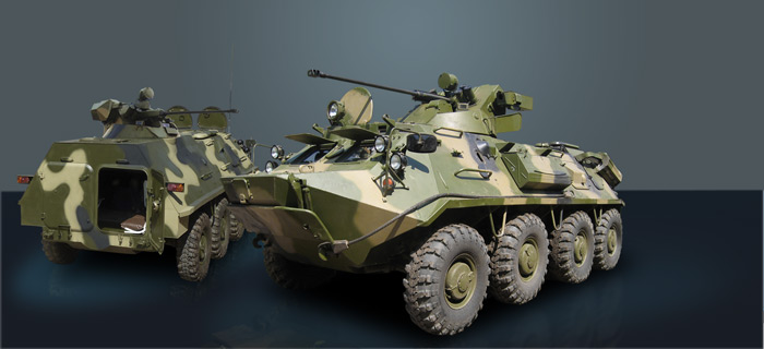 Updated APC BTR-60